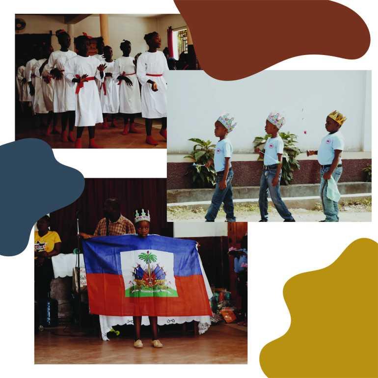 haiti collage 2